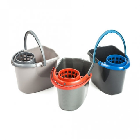 Oval Bucket with Wringer