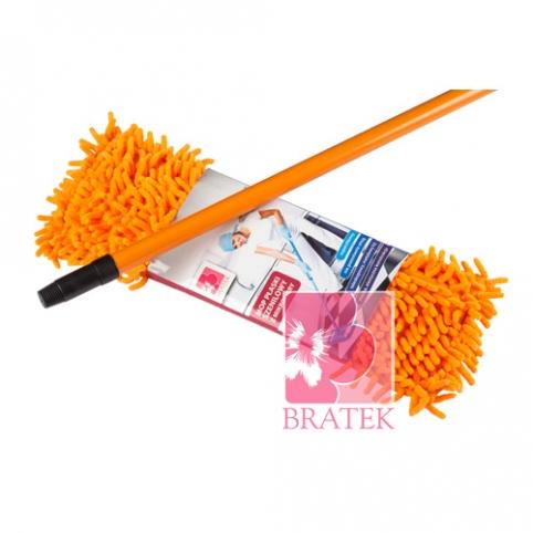 Flach mop chenille Mikrofaser