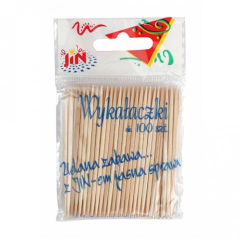 Wooden Toothpicks - Refill 100 items