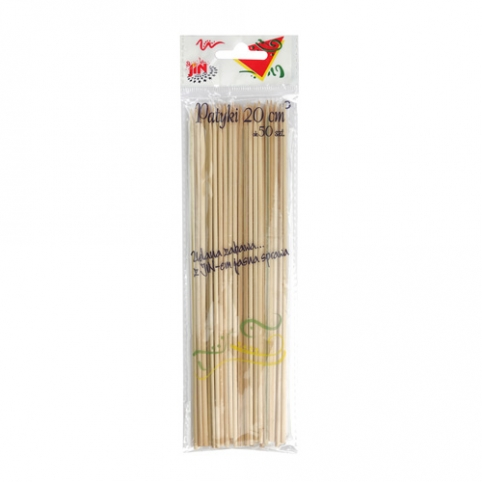Bamboo Skewers 50 PCS