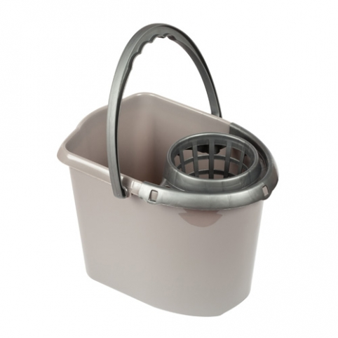 Bucket with Wringer 15L 15L