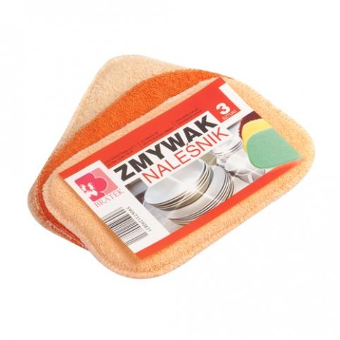 Sharp Scouring Sponge PANCAKE 3 items