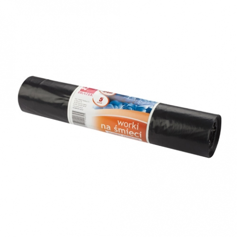 House Garbage Bags 240L 5  items LDPE