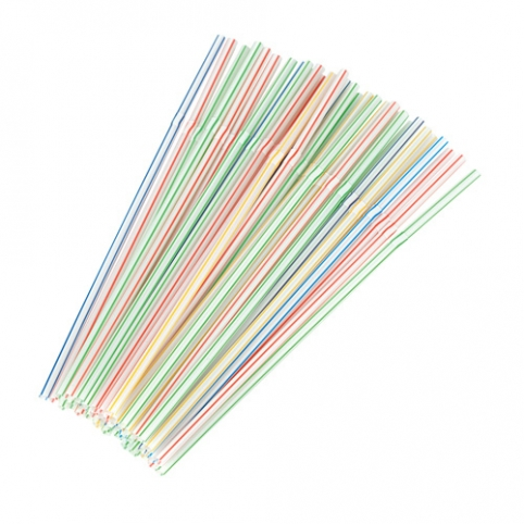 Flexible Drinking Straws 40  items