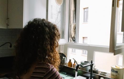 jak myć naczynia