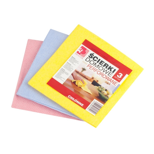 Салфетка для пыли перфорированная 3шт  3шт