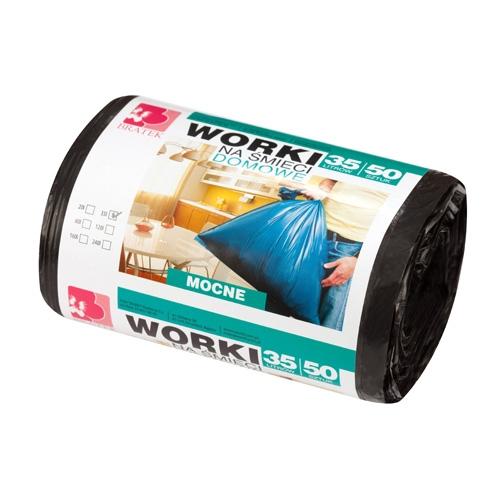 Müllbeutel <span>35L 50 stück LDPE</span>