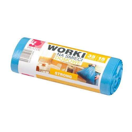 Strong worki na śmieci <span>35L 15 szt</span>