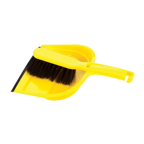 Dustpan and Brush set <span>with rubber strap</span>