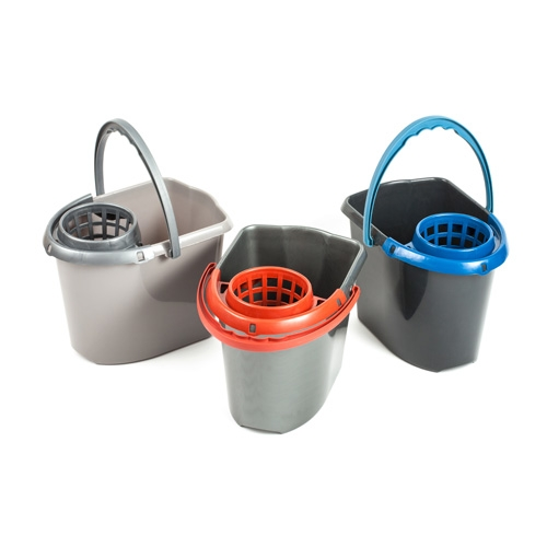 Oval Bucket with Wringer  10L