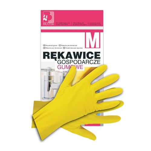 Rękawice gumowe <span>S,M,L,XL</span>