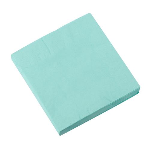 Serwetki kolor  składane 20 szt