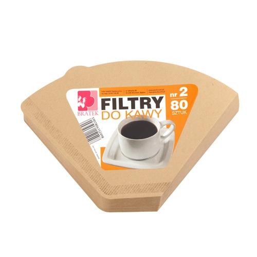Фильтры для кофе №2 <span>80шт</span>